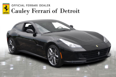Used 2018 Ferrari GTC4LussoT V8 Used 2018 Ferrari GTC4LussoT V8 for sale $204,900 at Cauley Ferrari in West Bloomfield MI 4