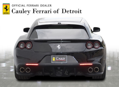 Used 2018 Ferrari GTC4LussoT V8 Used 2018 Ferrari GTC4LussoT V8 for sale $204,900 at Cauley Ferrari in West Bloomfield MI 7