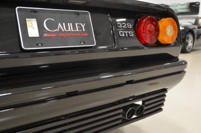 Used 1988 Ferrari 328 GTS Used 1988 Ferrari 328 GTS for sale Sold at Cauley Ferrari in West Bloomfield MI 24