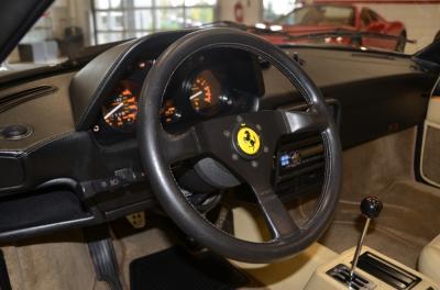 Used 1988 Ferrari 328 GTS Used 1988 Ferrari 328 GTS for sale Sold at Cauley Ferrari in West Bloomfield MI 35