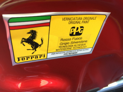 Used 2011 Ferrari 599 GTO Used 2011 Ferrari 599 GTO for sale $699,900 at Cauley Ferrari in West Bloomfield MI 104