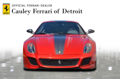 Used 2011 Ferrari 599 GTO Used 2011 Ferrari 599 GTO for sale $699,900 at Cauley Ferrari in West Bloomfield MI 3