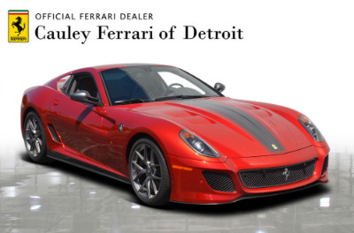 Used 2011 Ferrari 599 GTO Used 2011 Ferrari 599 GTO for sale $699,900 at Cauley Ferrari in West Bloomfield MI 4