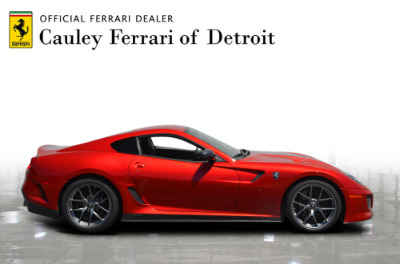 Used 2011 Ferrari 599 GTO Used 2011 Ferrari 599 GTO for sale $699,900 at Cauley Ferrari in West Bloomfield MI 5
