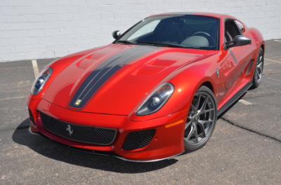 Used 2011 Ferrari 599 GTO Used 2011 Ferrari 599 GTO for sale $699,900 at Cauley Ferrari in West Bloomfield MI 59