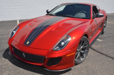 Used 2011 Ferrari 599 GTO Used 2011 Ferrari 599 GTO for sale $699,900 at Cauley Ferrari in West Bloomfield MI 60