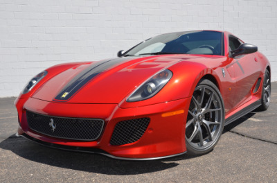 Used 2011 Ferrari 599 GTO Used 2011 Ferrari 599 GTO for sale $699,900 at Cauley Ferrari in West Bloomfield MI 61