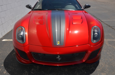 Used 2011 Ferrari 599 GTO Used 2011 Ferrari 599 GTO for sale $699,900 at Cauley Ferrari in West Bloomfield MI 64