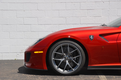 Used 2011 Ferrari 599 GTO Used 2011 Ferrari 599 GTO for sale $699,900 at Cauley Ferrari in West Bloomfield MI 65