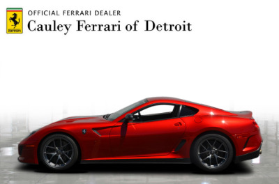 Used 2011 Ferrari 599 GTO Used 2011 Ferrari 599 GTO for sale $699,900 at Cauley Ferrari in West Bloomfield MI 8