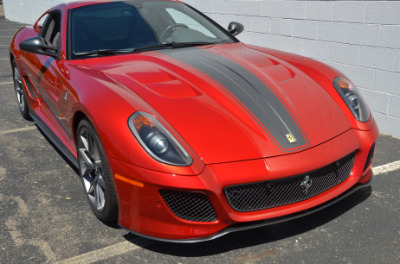 Used 2011 Ferrari 599 GTO Used 2011 Ferrari 599 GTO for sale $699,900 at Cauley Ferrari in West Bloomfield MI 89