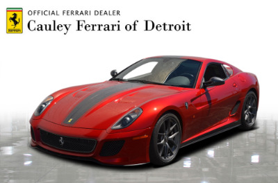 Used 2011 Ferrari 599 GTO Used 2011 Ferrari 599 GTO for sale $699,900 at Cauley Ferrari in West Bloomfield MI 9