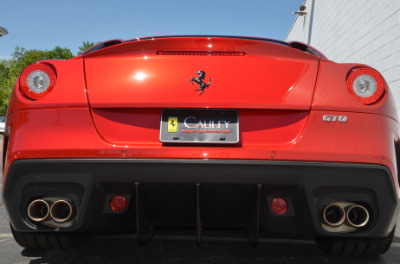 Used 2011 Ferrari 599 GTO Used 2011 Ferrari 599 GTO for sale $699,900 at Cauley Ferrari in West Bloomfield MI 95