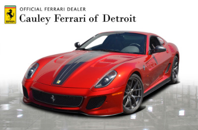 Used 2011 Ferrari 599 GTO Used 2011 Ferrari 599 GTO for sale $699,900 at Cauley Ferrari in West Bloomfield MI 1