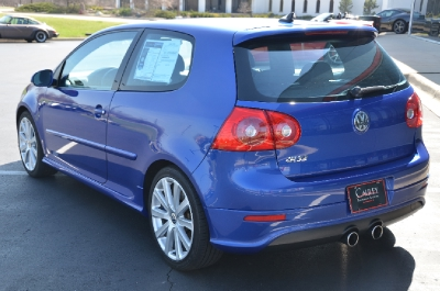Used 2008 Volkswagen R32 Used 2008 Volkswagen R32 for sale Sold at Cauley Ferrari in West Bloomfield MI 8