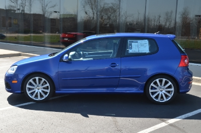 Used 2008 Volkswagen R32 Used 2008 Volkswagen R32 for sale Sold at Cauley Ferrari in West Bloomfield MI 9