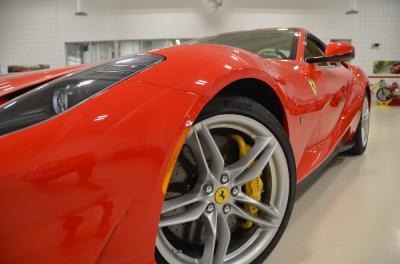 Used 2018 Ferrari 812 Superfast Used 2018 Ferrari 812 Superfast for sale Sold at Cauley Ferrari in West Bloomfield MI 13