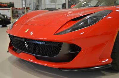 Used 2018 Ferrari 812 Superfast Used 2018 Ferrari 812 Superfast for sale Sold at Cauley Ferrari in West Bloomfield MI 14