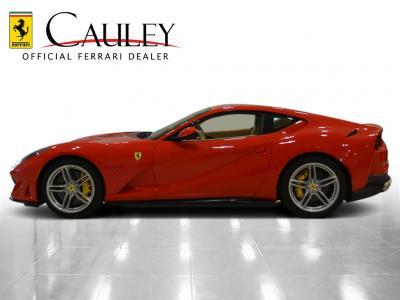 Used 2018 Ferrari 812 Superfast Used 2018 Ferrari 812 Superfast for sale Sold at Cauley Ferrari in West Bloomfield MI 9