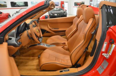 Used 2015 Ferrari 458 Spider Used 2015 Ferrari 458 Spider for sale Sold at Cauley Ferrari in West Bloomfield MI 21