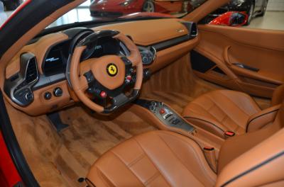 Used 2015 Ferrari 458 Spider Used 2015 Ferrari 458 Spider for sale Sold at Cauley Ferrari in West Bloomfield MI 22