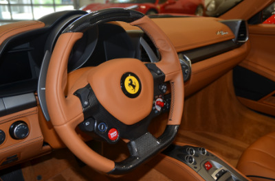 Used 2015 Ferrari 458 Spider Used 2015 Ferrari 458 Spider for sale Sold at Cauley Ferrari in West Bloomfield MI 25