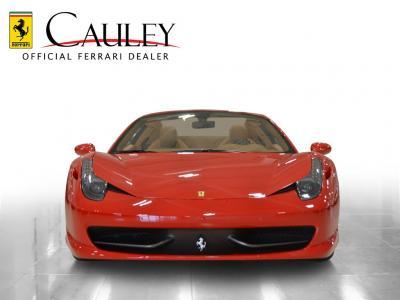 Used 2015 Ferrari 458 Spider Used 2015 Ferrari 458 Spider for sale Sold at Cauley Ferrari in West Bloomfield MI 3