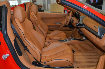 Used 2015 Ferrari 458 Spider Used 2015 Ferrari 458 Spider for sale Sold at Cauley Ferrari in West Bloomfield MI 36
