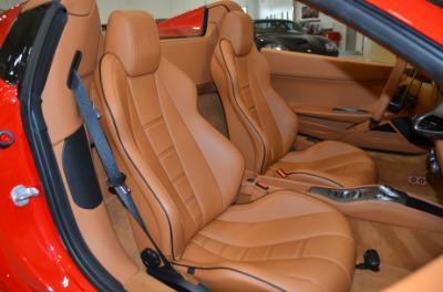 Used 2015 Ferrari 458 Spider Used 2015 Ferrari 458 Spider for sale Sold at Cauley Ferrari in West Bloomfield MI 37