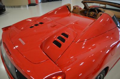 Used 2015 Ferrari 458 Spider Used 2015 Ferrari 458 Spider for sale Sold at Cauley Ferrari in West Bloomfield MI 39