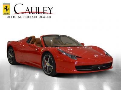 Used 2015 Ferrari 458 Spider Used 2015 Ferrari 458 Spider for sale Sold at Cauley Ferrari in West Bloomfield MI 4