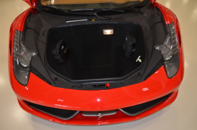 Used 2015 Ferrari 458 Spider Used 2015 Ferrari 458 Spider for sale Sold at Cauley Ferrari in West Bloomfield MI 44