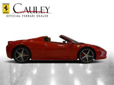 Used 2015 Ferrari 458 Spider Used 2015 Ferrari 458 Spider for sale Sold at Cauley Ferrari in West Bloomfield MI 5