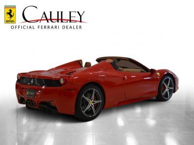 Used 2015 Ferrari 458 Spider Used 2015 Ferrari 458 Spider for sale Sold at Cauley Ferrari in West Bloomfield MI 6