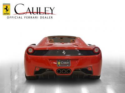 Used 2015 Ferrari 458 Spider Used 2015 Ferrari 458 Spider for sale Sold at Cauley Ferrari in West Bloomfield MI 7