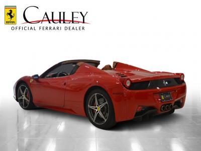 Used 2015 Ferrari 458 Spider Used 2015 Ferrari 458 Spider for sale Sold at Cauley Ferrari in West Bloomfield MI 8