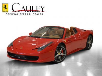 Used 2015 Ferrari 458 Spider Used 2015 Ferrari 458 Spider for sale Sold at Cauley Ferrari in West Bloomfield MI 1