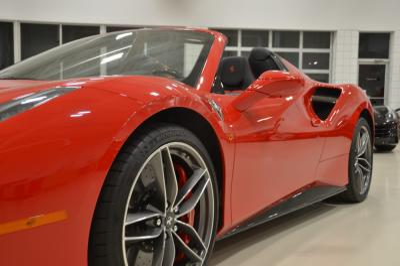 Used 2017 Ferrari 488 Spider Used 2017 Ferrari 488 Spider for sale Sold at Cauley Ferrari in West Bloomfield MI 12