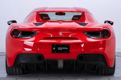 Used 2017 Ferrari 488 Spider Used 2017 Ferrari 488 Spider for sale Sold at Cauley Ferrari in West Bloomfield MI 14