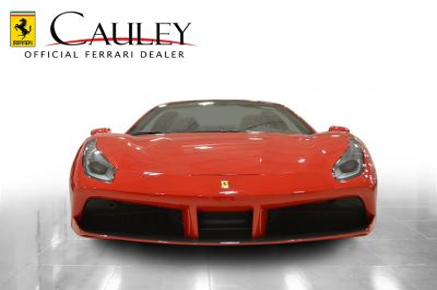 Used 2017 Ferrari 488 Spider Used 2017 Ferrari 488 Spider for sale Sold at Cauley Ferrari in West Bloomfield MI 3