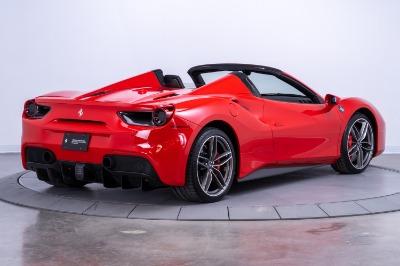 Used 2017 Ferrari 488 Spider Used 2017 Ferrari 488 Spider for sale Sold at Cauley Ferrari in West Bloomfield MI 5