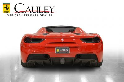 Used 2017 Ferrari 488 Spider Used 2017 Ferrari 488 Spider for sale Sold at Cauley Ferrari in West Bloomfield MI 7