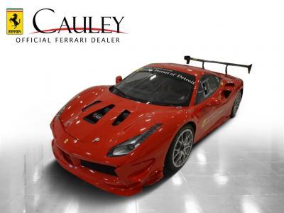 New 2018 Ferrari 488 Challenge New 2018 Ferrari 488 Challenge for sale Sold at Cauley Ferrari in West Bloomfield MI 11