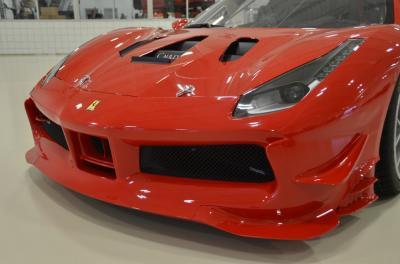 New 2018 Ferrari 488 Challenge New 2018 Ferrari 488 Challenge for sale Sold at Cauley Ferrari in West Bloomfield MI 12