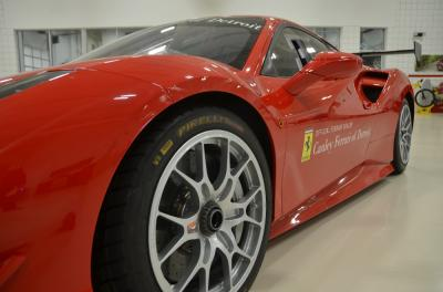 New 2018 Ferrari 488 Challenge New 2018 Ferrari 488 Challenge for sale Sold at Cauley Ferrari in West Bloomfield MI 16