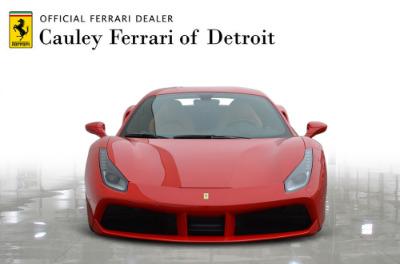 New 2018 Ferrari 488 GTB New 2018 Ferrari 488 GTB for sale $229,900 at Cauley Ferrari in West Bloomfield MI 3