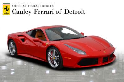 New 2018 Ferrari 488 GTB New 2018 Ferrari 488 GTB for sale $229,900 at Cauley Ferrari in West Bloomfield MI 4