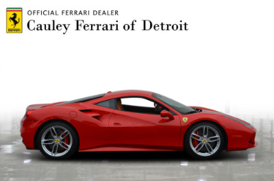 New 2018 Ferrari 488 GTB New 2018 Ferrari 488 GTB for sale $229,900 at Cauley Ferrari in West Bloomfield MI 5