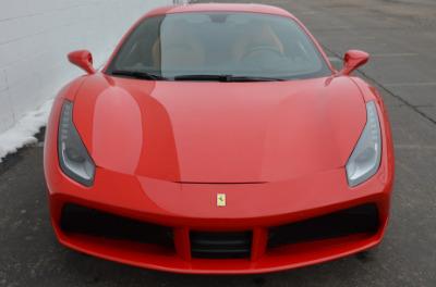 New 2018 Ferrari 488 GTB New 2018 Ferrari 488 GTB for sale $229,900 at Cauley Ferrari in West Bloomfield MI 55