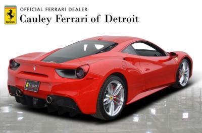 New 2018 Ferrari 488 GTB New 2018 Ferrari 488 GTB for sale $229,900 at Cauley Ferrari in West Bloomfield MI 6